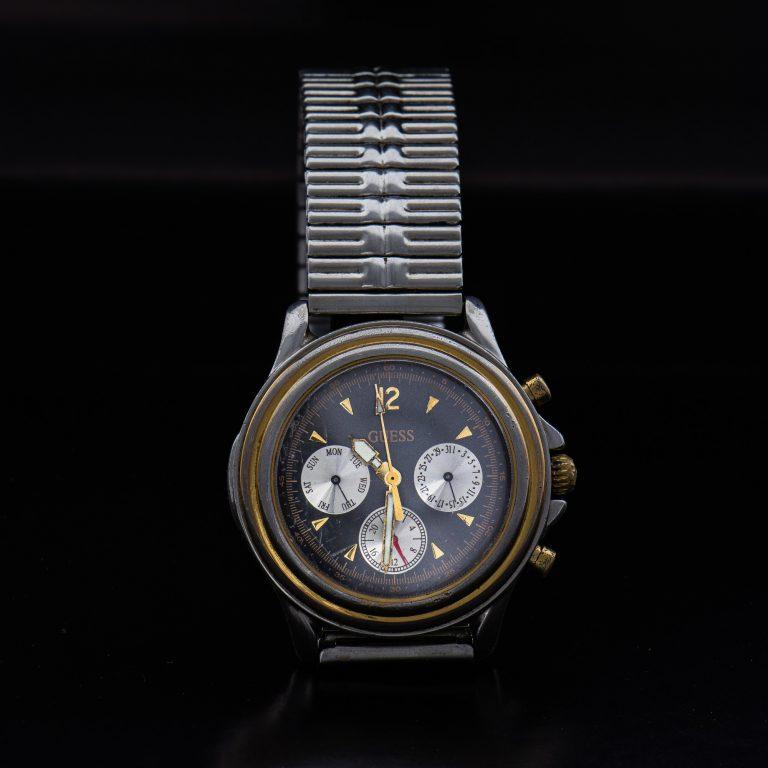 Старий годинник